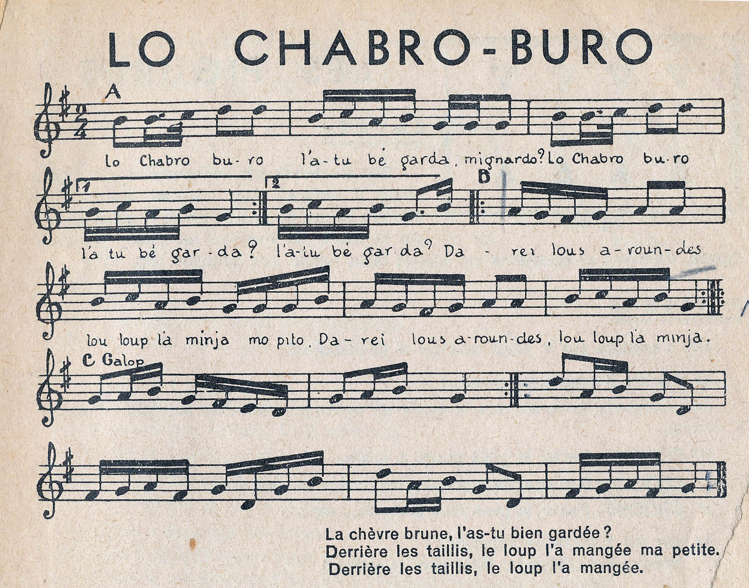Lo c habro buro 1 2 limousin 1865 for Buro bretagne